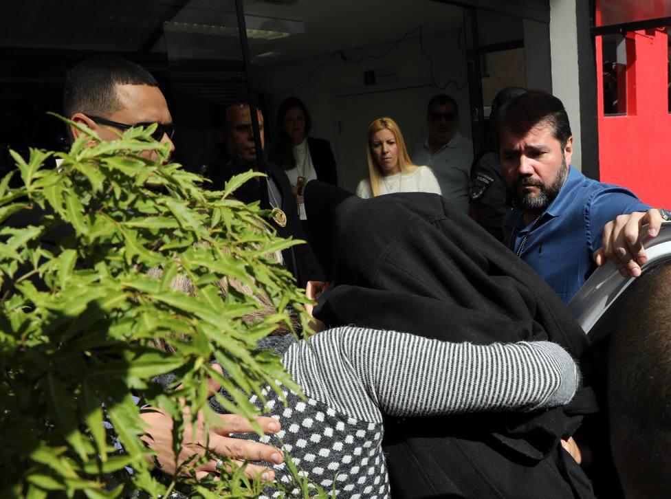 Mujer que acusa a Neymar de violación comparece ante comisaría de Policía de Sao Paulo