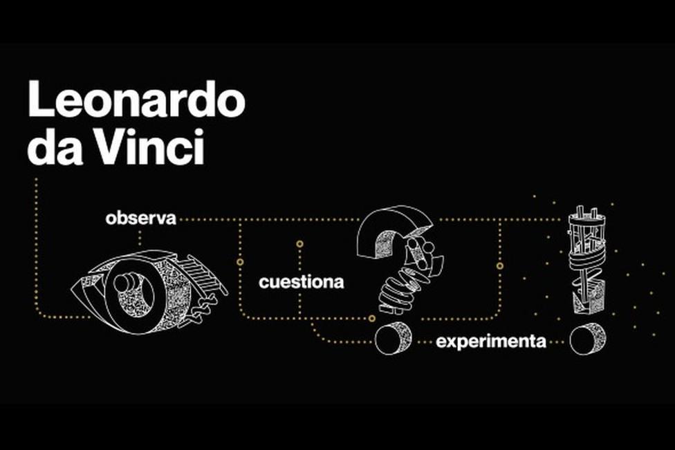 Nueva exposición sobre Leonardo Da Vinci, en Cartagena