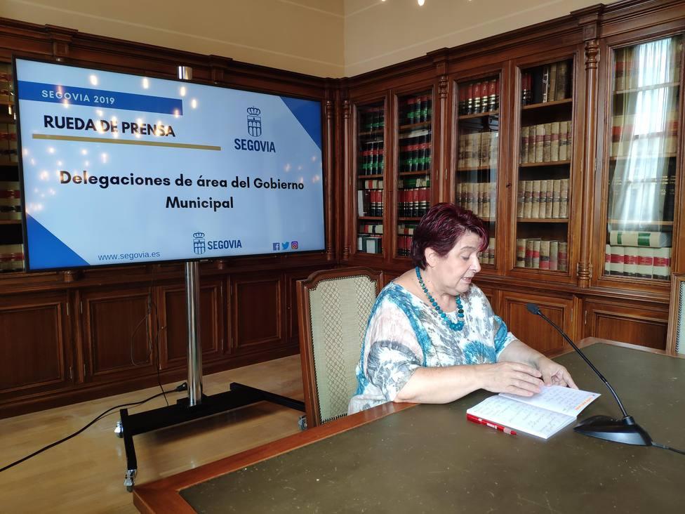 Clara Luquero equipo de gobierno