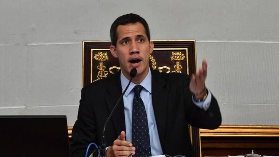 Guaidó denuncia la detención de dos miembros de su equipo de seguridad que protegían a su familia