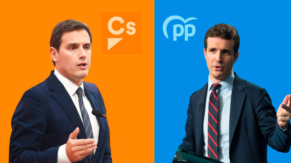 Casado y Rivera justificarán su 'no' a Sánchez por sus concesiones a los independentistas