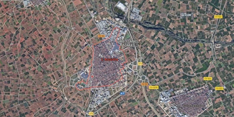 Fallece ahogado un hombre de 58 años en la Acequia Real de LAlcudia (Valencia)