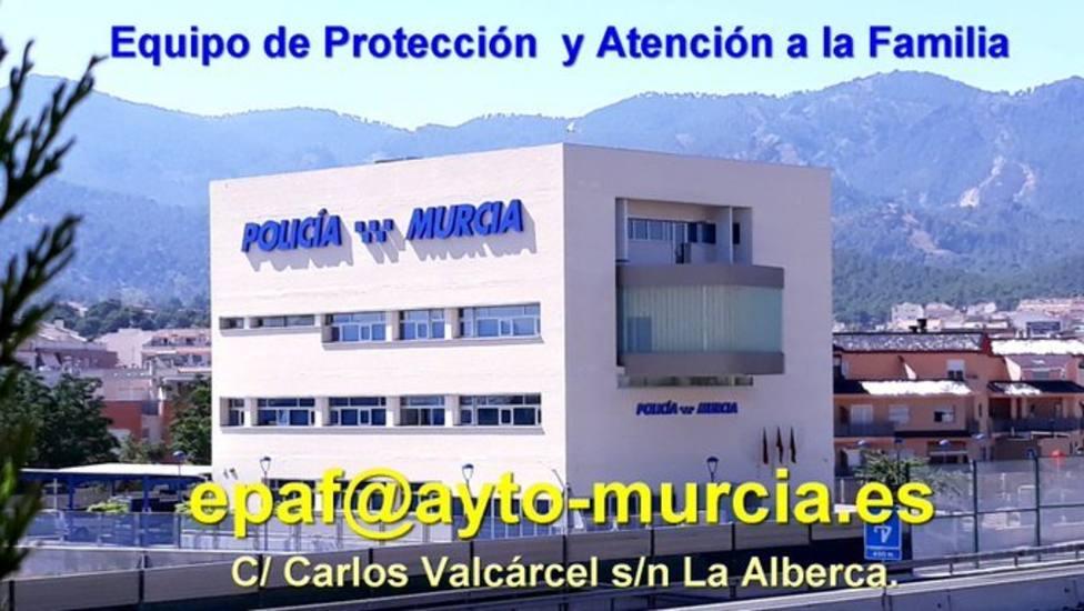 Detenidos dos individuos por agredir a sus parejas en Murcia este fin de semana
