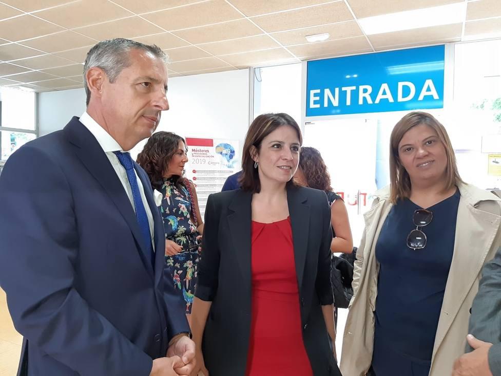 Adriana Lastra critica la bajada de impuestos de Ayuso y la acusa de querer ser la Esperanza Aguirre del siglo XXI
