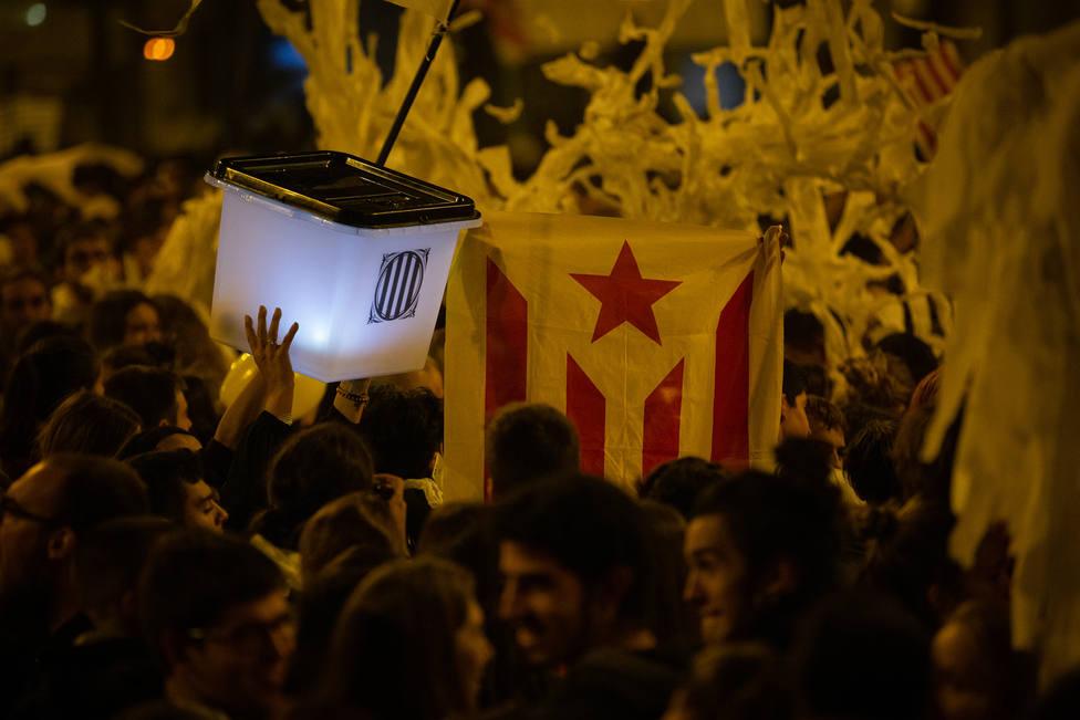 Los disturbios de los últimos días empeoran la imagen de Cataluña en el resto de España y el mundo