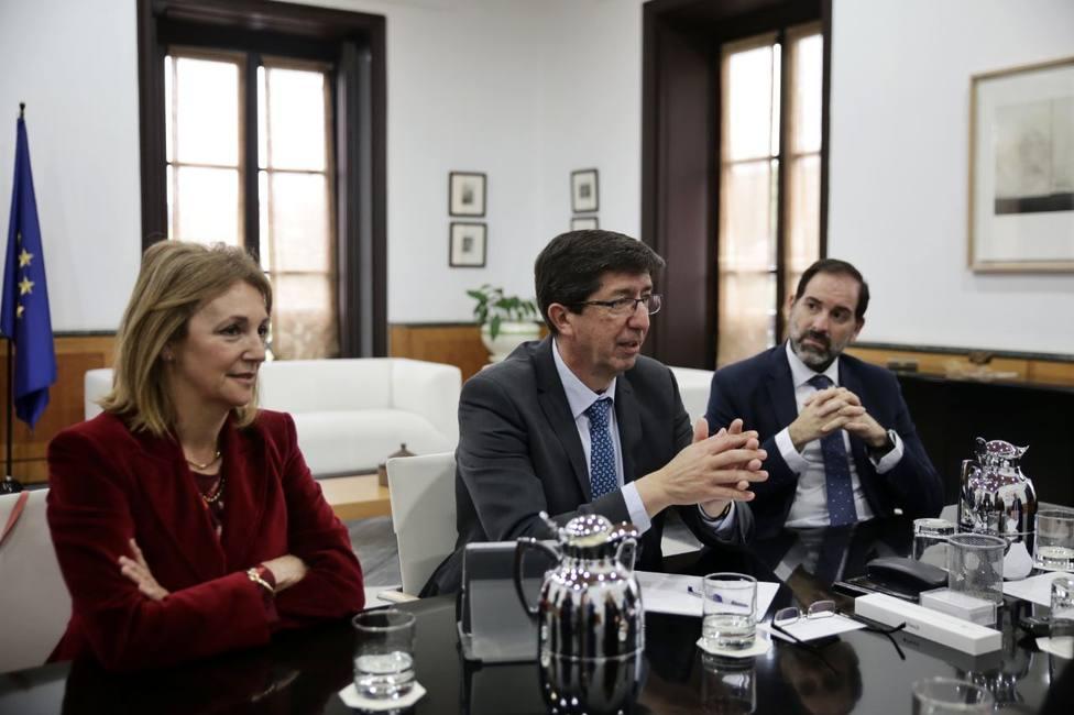Juan Marin; Maria Jose Torres