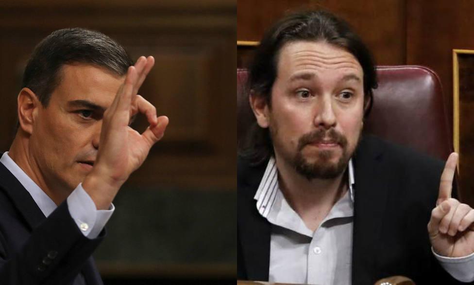 La surrealista propuesta de Iglesias a Sánchez sobre el indulto que el propio Junqueras rechaza
