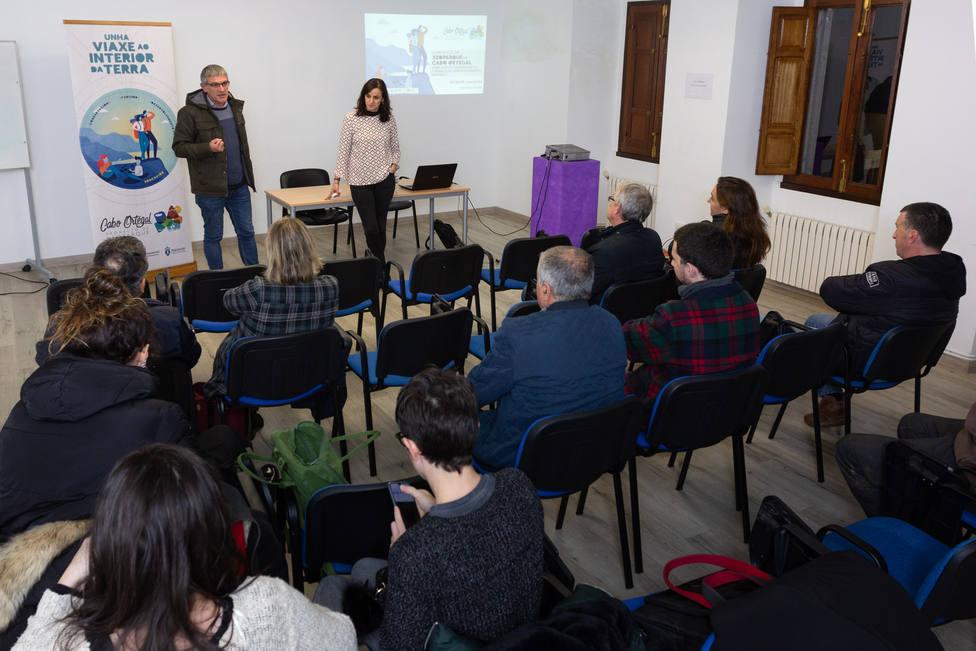 El concello de San Sadurniño acogió, al igual que el resto de concellos, charlas explicativas del proyecto