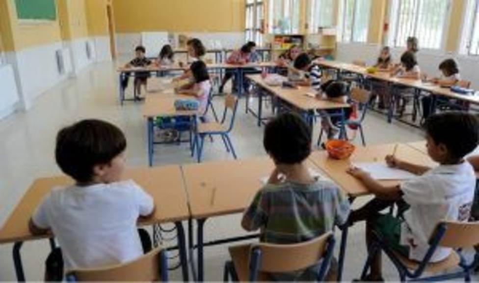 Alumnos colegio