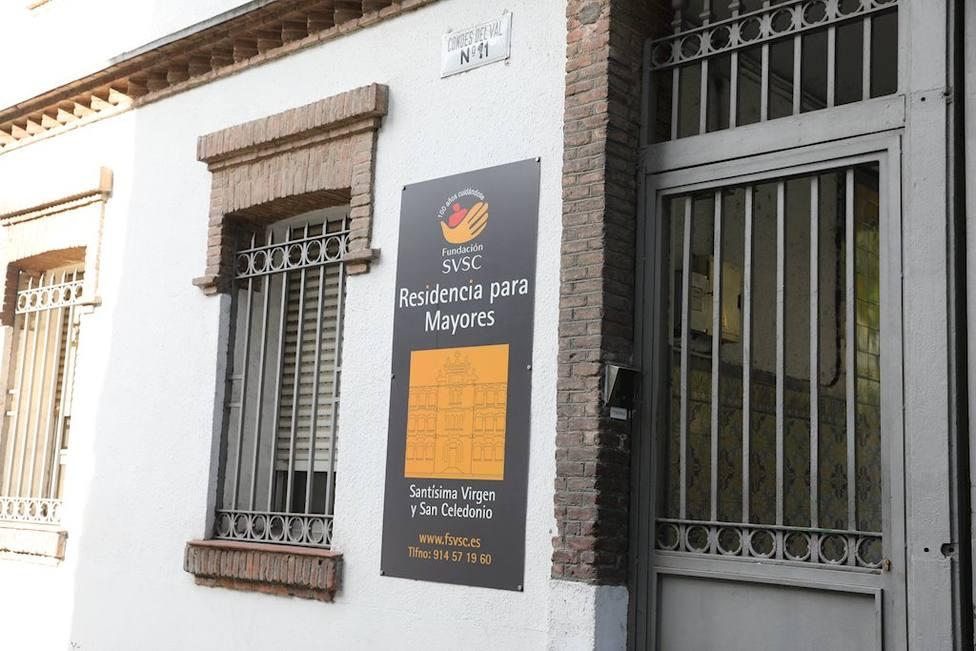 Una residencia de Madrid suma 24 fallecidos, entre ellos dos monjas
