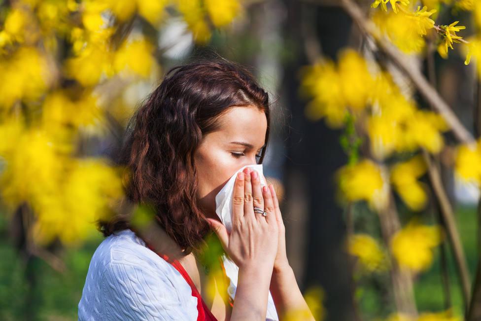 Alergias en el periodo de desconfinamiento