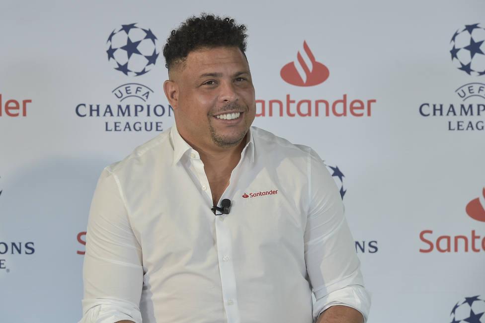 """Ronaldo Nazário: """"La Champions League llenará esteverano el vacío deportivo con el mejor fútbol del mundo"""""""