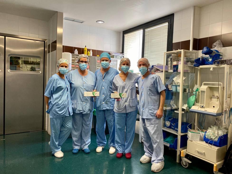 Unidad de Glaucoma del Servicio de Oftalmología del Hospital Clínico