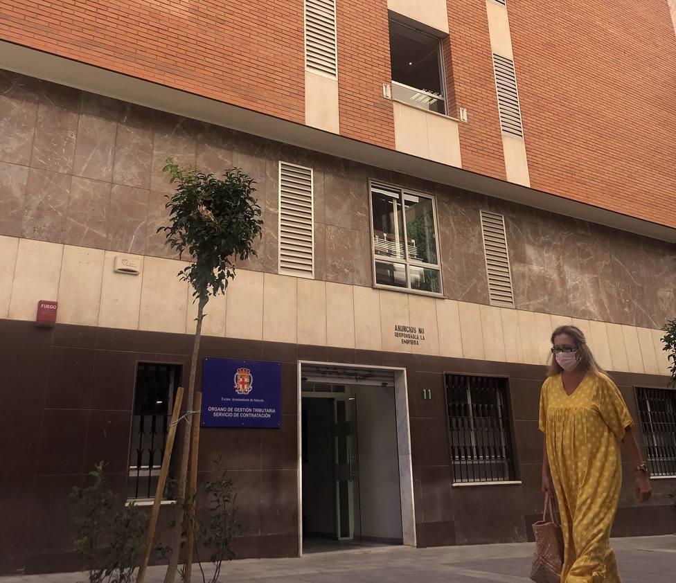 Obras para adaptar el edificio municipal en la Plaza Virgen del Mar para uso administrativo