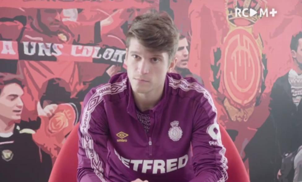 Marc Cardona, nuevo jugador del Mallorca