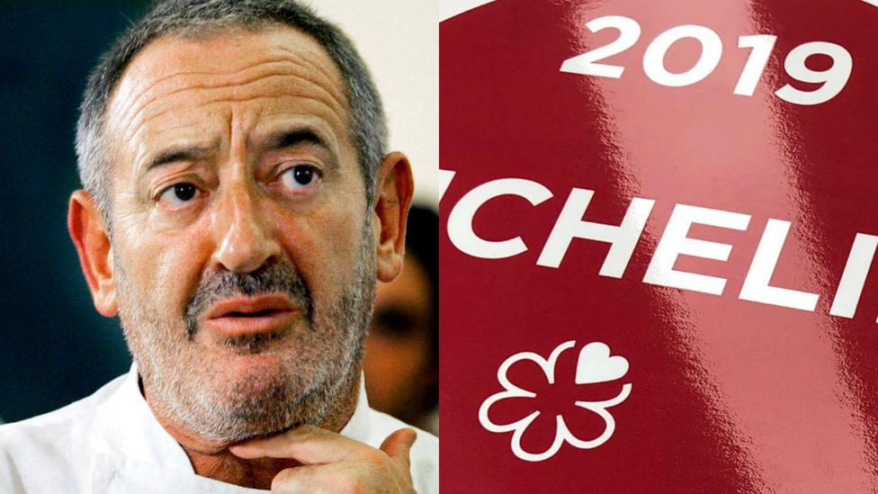 Karlos Arguiñano desvela por qué le quitaron su única Estrella Michelin: No te aguantan