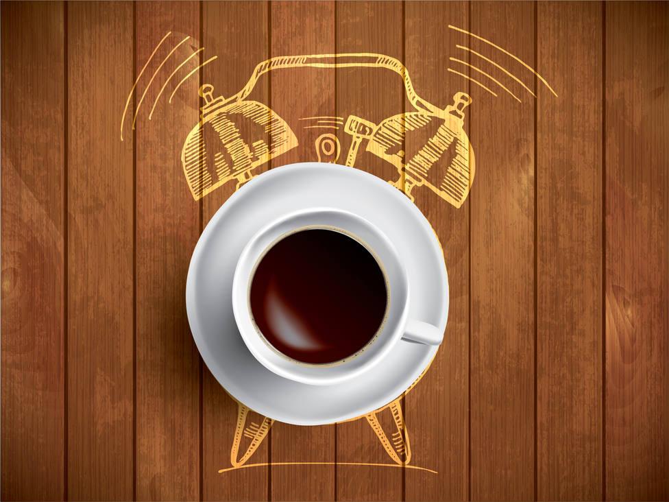 Oler café puede generar un rápido despertar