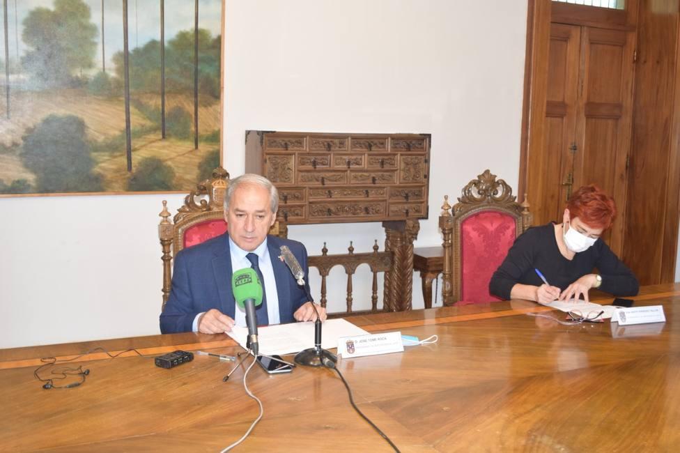 """La Diputación anuncia la extinción de Suplusa y dice que """"los chiringuitos pasan a la historia"""""""