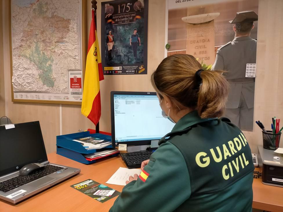 Detenido por uso fraudulento de una tarjeta bancaria en la zona de Tudela