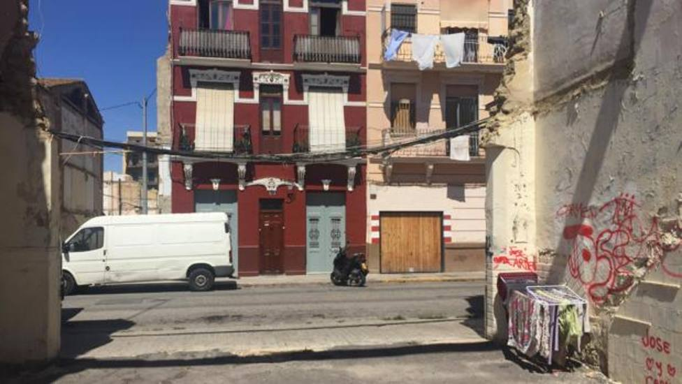 Solares en València