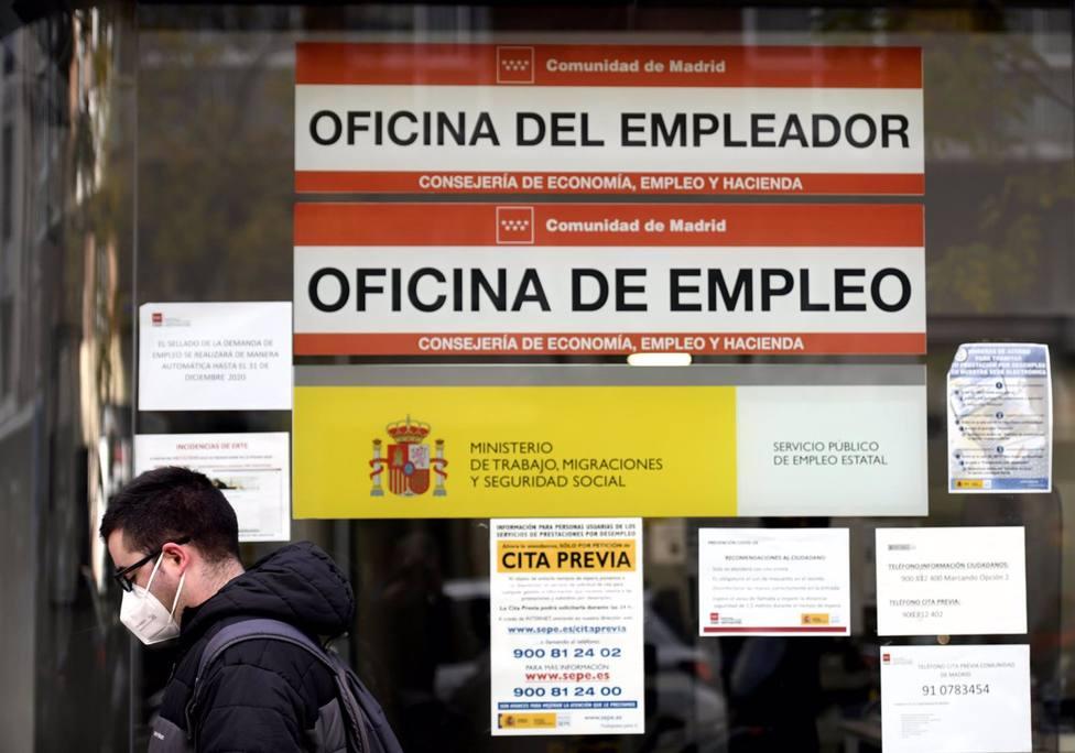 Almería.- Un total de 36.961 almerienses fueron perceptores de ERTE a lo largo de 2020
