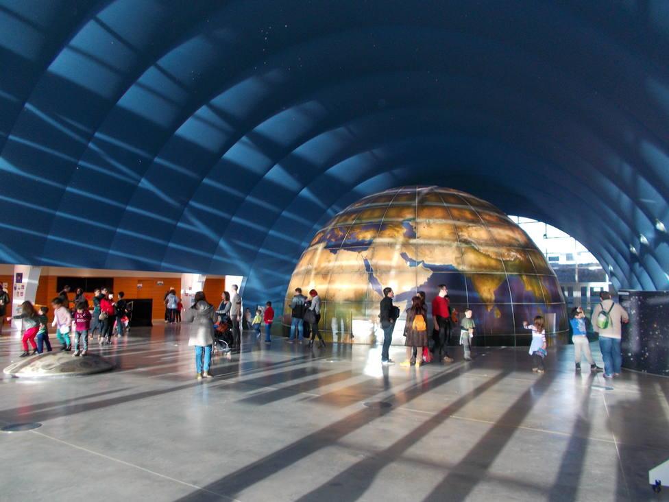 El Planetario organiza varios actos