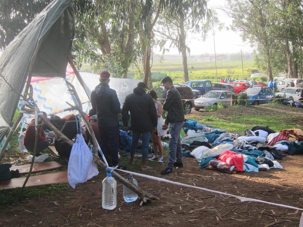 Campamento Las Raíces