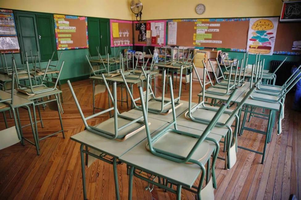 Sigue bajando la incidencia del coronavirus en los centros educativos de Lugo
