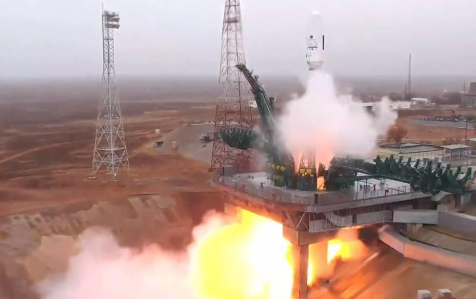 AMP.- El primer nanosatélite de la Generalitat llega al espacio tras despegar desde Kazajstán