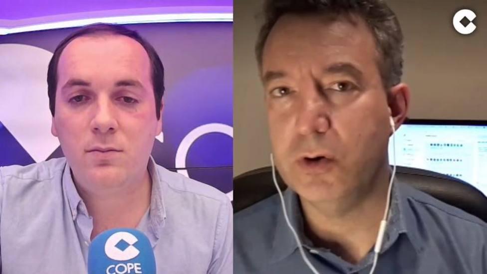 César Carballo, en COPE: España puede optar por no tener muertos, pero los políticos han tirado la toalla