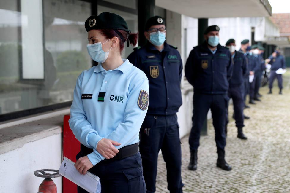 Portugal notifica cerca de 550 casos y nueve muertos en el último día