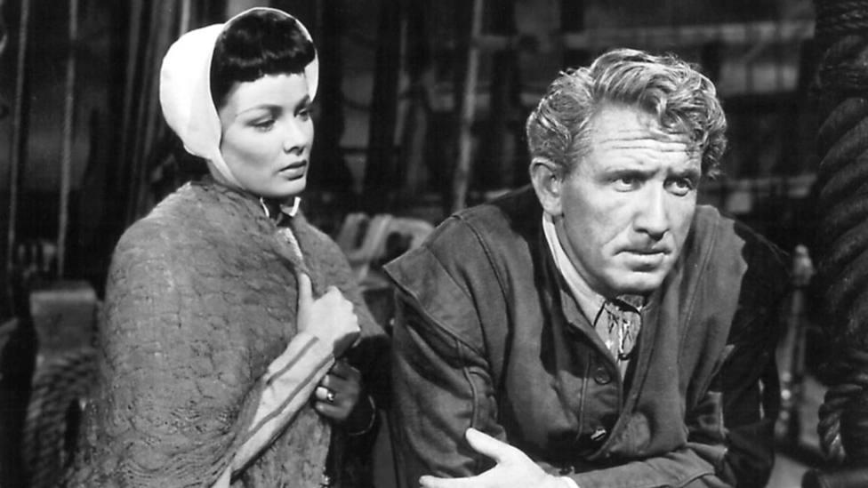 Este martes, en TRECE, tarde de cine con Spencer Tracy y el western Senderos de violencia