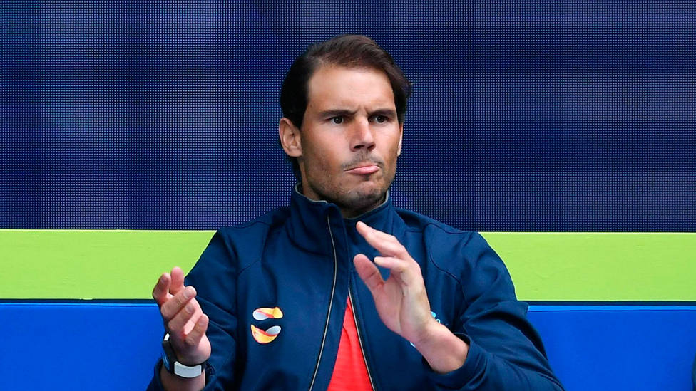 Imagen del tenista Rafa Nadal. CORDONPRESS