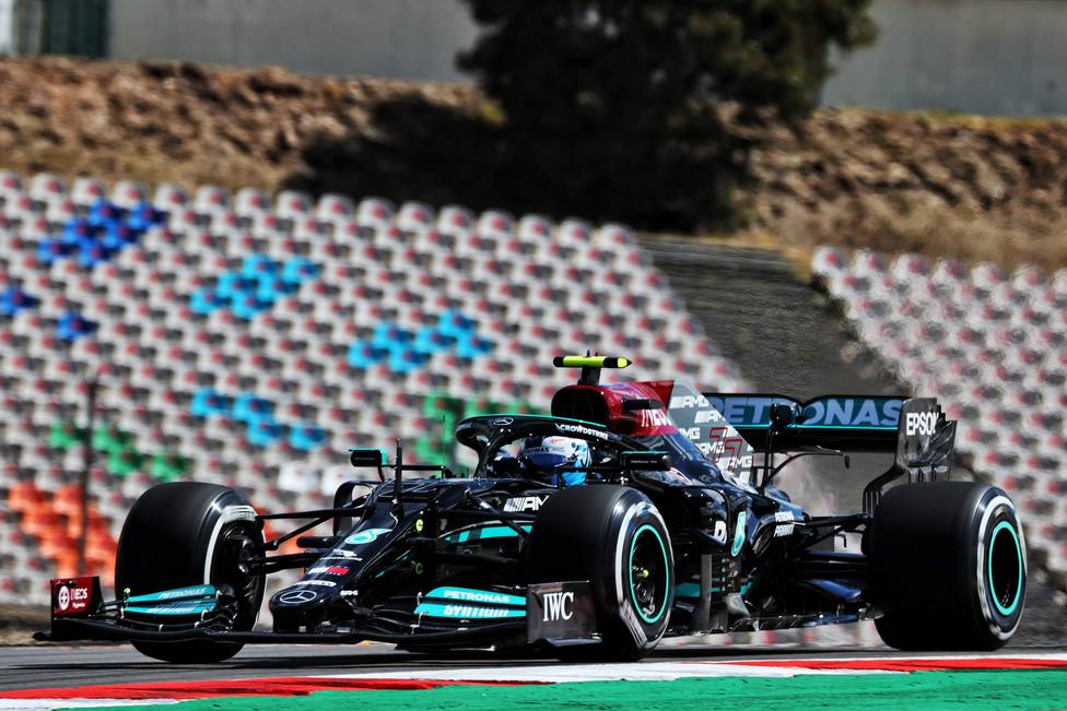 Portuguese Grand Prix - Practice Session - Portimao