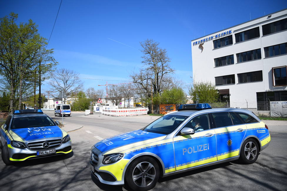 Al menos 19 policías heridos durante la dispersión de un botellón en un parque de Múnich