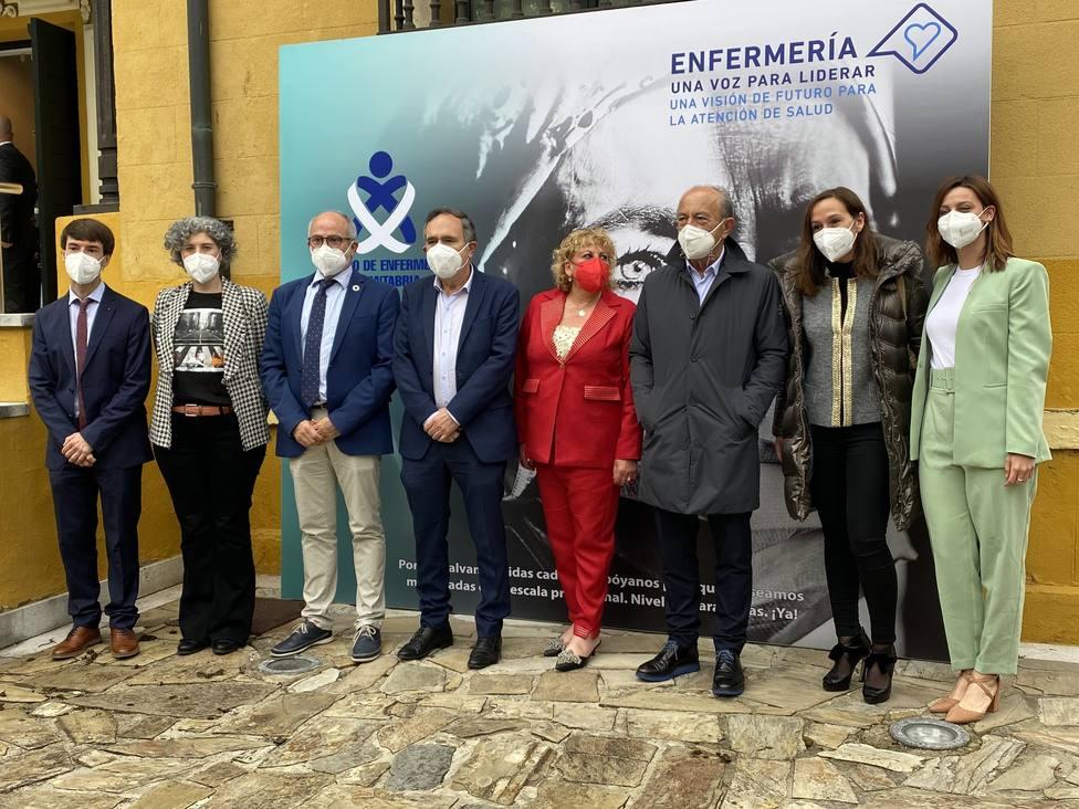 Cantabria contratará enfermeros jubilados para vacunar contra la covid-19