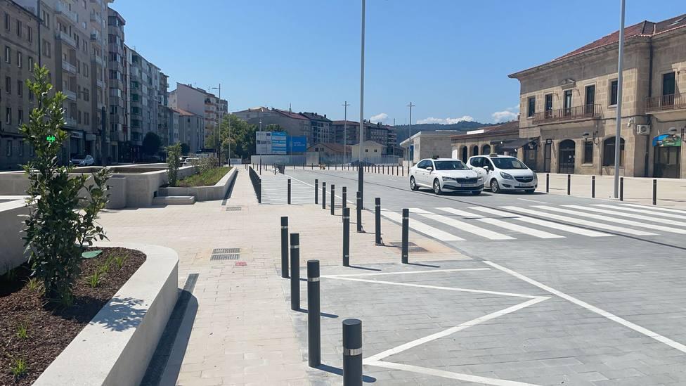 Plaza Estación Intermodal