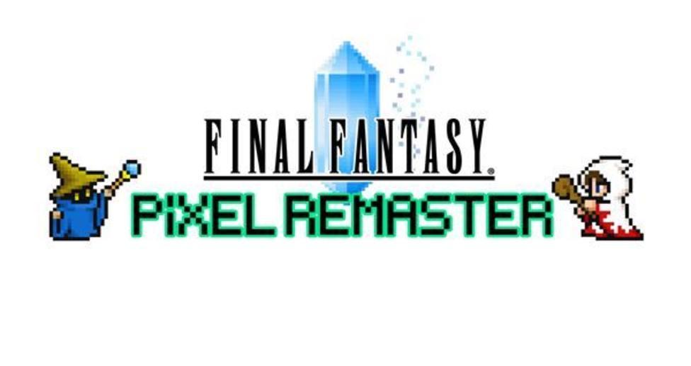 Final Fantasy IV regresa hoy con su versión Pixel Remaster