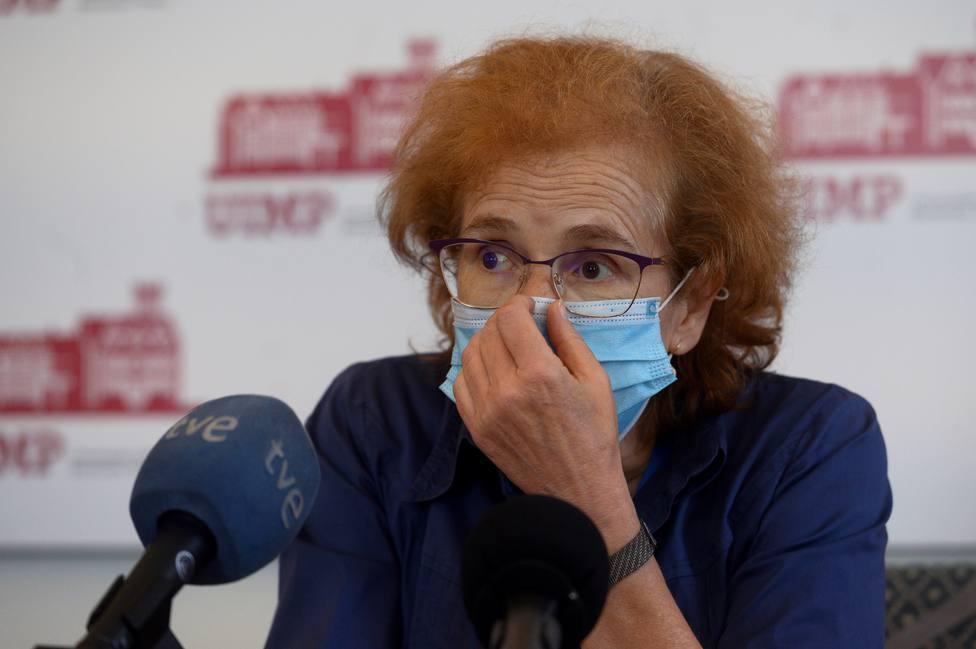 El enésimo pronóstico agorero de Margarita del Val sobre el Coronavirus: Nos infectará a todos