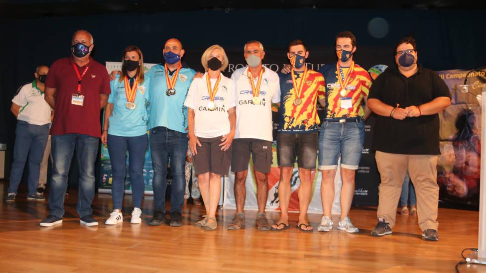 El campeonato de España de Video Submarino 2021 ya tiene ganadores: los gallegos Jorge Candán y Pilar Barros