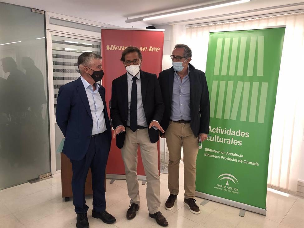 Granada.- La Junta impulsa más de un centenar de actividades este otoño en la Biblioteca de Andalucía y la provincial