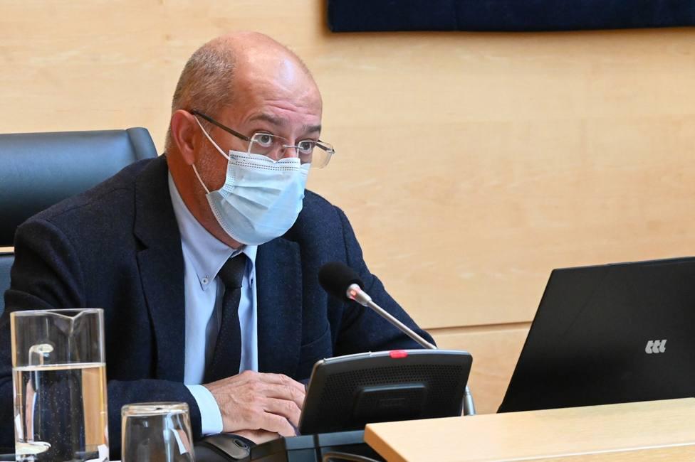 Francisco Igea califica como previsible la formación de España vaciada de cara a las próximas elecciones