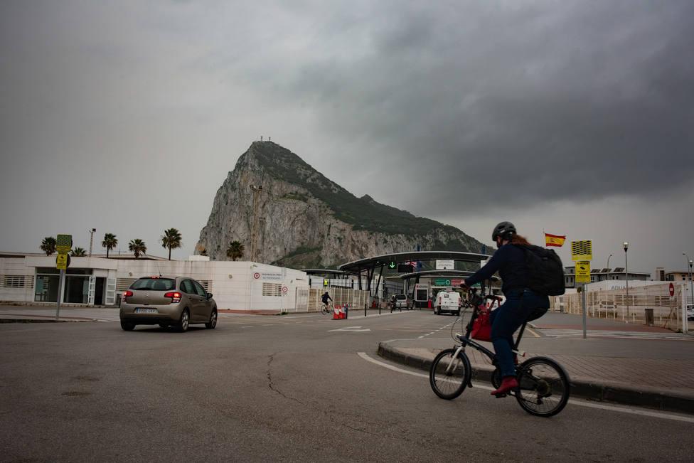 Bruselas y Londres negocian la situación de Gibraltar