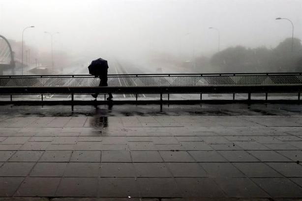 Seguirá vigente la alerta por vientos en las cuatro islas de la provincia de Santa Cruz de Tenerife y en Gran Canaria