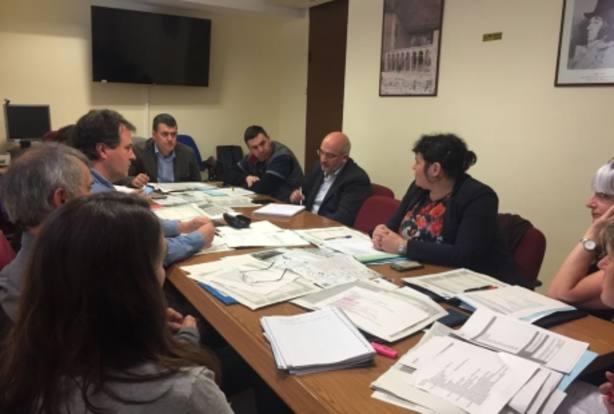 Reunión técnica en Jaca para el impulso del proyecto Arles Aragón relativo al Camino de Santiago