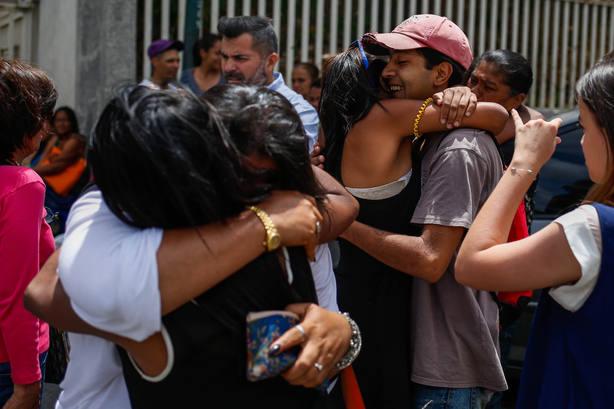 Anuncian liberación de segundo grupo de presos políticos en Venezuela