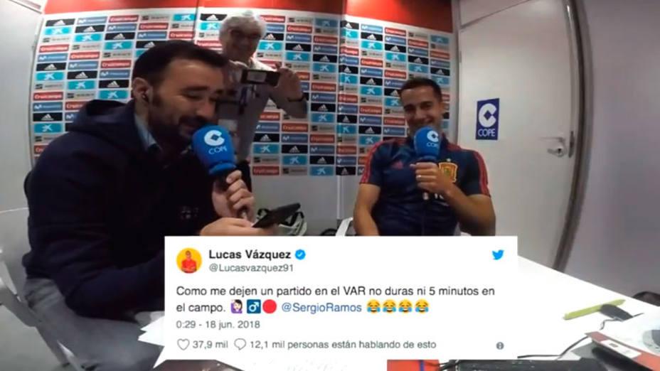 Los mejores momentos de El Partidazo de COPE con Juanma Castaño en el Mundial de Rusia 2018