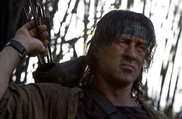 Rambo. Imagen de archivo