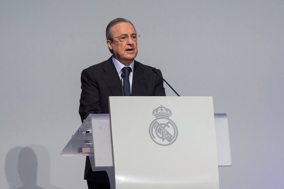 ENTREGA DE INSIGNIAS DEL REAL MADRID