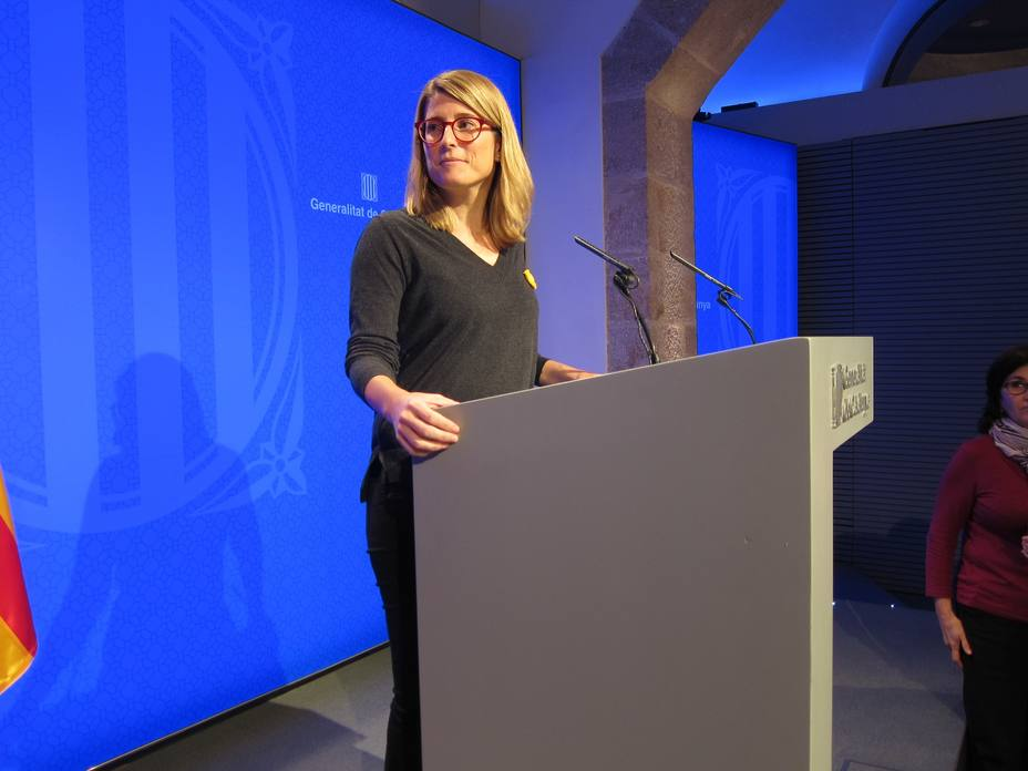 El Gobierno catalán admite retraso con los presupuestos catalanes y contempla una prórroga temporal